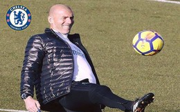 HLV Zidane tới Anh 'giải cứu' Chelsea?