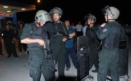 Vụ vây bắt nhóm mang súng cố thủ: Đã bắt được đối tượng vứt ô tô bỏ trốn khi bị vây ráp