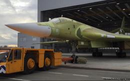 Nga lộ dự án khủng máy bay siêu thanh chở khách dựa trên máy bay ném bom chiến lược Tu-160