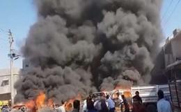 Tình hình Syria 24 giờ qua: Nhiều sĩ quan tình báo Pháp tử vong ở Raqqa