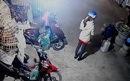 Phát hiện manh mối quan trọng: 5 camera ghi lại hình ảnh Vương Văn Hùng đi xe máy của nữ sinh