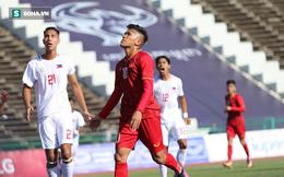 """May mắn thoát penalty, Việt Nam nhọc nhằn vượt tuyển """"nghiệp dư"""" của Philippines"""