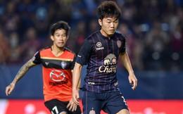 Xuân Trường suýt có đường kiến tạo tinh tế trong trận ra mắt Buriram United