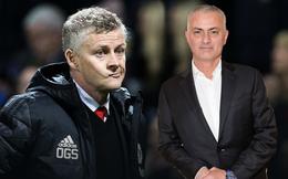 """""""Ngồi mát ăn bát vàng"""", Mourinho đẩy Solskjaer vào """"đống rác"""" ngập ngụa sự bất lực"""