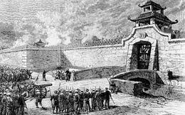 Thực dân Pháp đánh Bắc Kì lần hai, nhà nước phong kiến sụp đổ