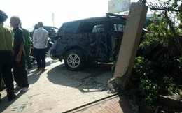 Khởi tố vụ xe khách tông xe biển xanh, 8 người thương vong ngày mùng 4 Tết