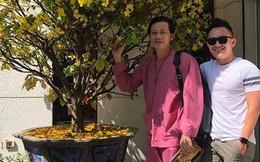 Con trai NSƯT Hoài Linh xúc động rời Việt Nam sau thời gian về thăm gia đình