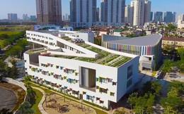 Ngôi trường đầy màu sắc có lối kiến trúc độc đáo bậc nhất Việt Nam