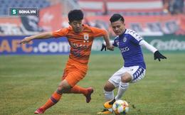 HLV Shandong Luneng thừa nhận may mắn mới lội ngược dòng trước Hà Nội FC