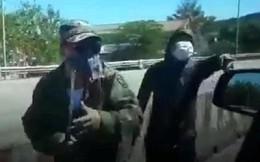 Lộ diện nhóm người tấn công tài xế và ô tô ở trạm BOT Bắc Hải Vân