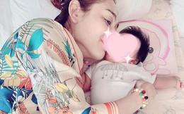 Lâm Khánh Chi: Nhìn con chào đời, tôi hạnh phúc và cảm động đến thắt tim!