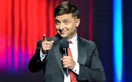 Diễn viên hài đóng vai tổng thống dự định tranh cử tại Ukraine