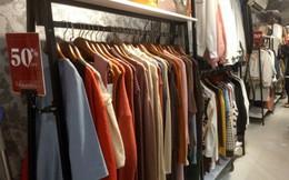 Hàng thời trang giảm giá sâu vẫn… ế