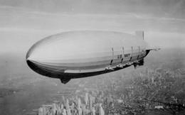 Ảnh hiếm tàu sân bay trên không cuối cùng của Hải quân Mỹ những năm 1930