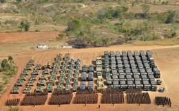 Bất ngờ trước sức mạnh đáng gờm của Quân đội Myanmar - Thế lực đang lên tại ASEAN