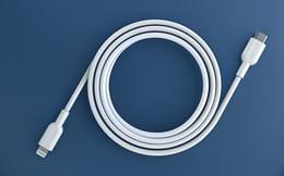 Cáp Lightning dỏm là nguyên nhân hàng đầu huỷ hoại iPhone, đây là cách giúp bạn nhận biết