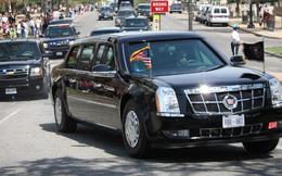 """Choáng ngợp trước sự chặt chẽ và """"lợi hại"""" khó tin của đoàn siêu xe hộ tống tổng thống Mỹ"""