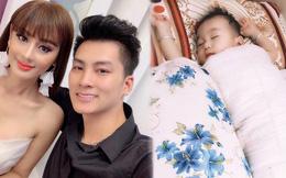 Lâm Khánh Chi bất ngờ gây bão mạng báo Trung vì chuyện có con trai, được mẹ chồng tặng 400 m2 đất