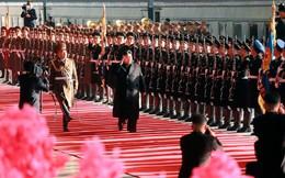 Hoàn Cầu: Ông Kim Jong Un đi tàu sang Việt Nam để được tận thấy thành tựu 40 năm cải cách của TQ