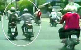 """""""Bộ tứ nhí"""" cướp giật túi của 2 phụ nữ nước ngoài ở Sài Gòn sa lưới cảnh sát"""