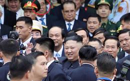 Lộ diện bộ đôi mới toanh vô cùng quan trọng trong phái đoàn của ông Kim Jong Un đến Việt Nam