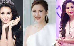 Rất khó nhận ra Hoa hậu Diễm Hương sau 9 năm đăng quang