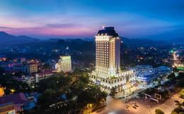 Bên trong khách sạn được phái đoàn Triều Tiên lựa chọn nghỉ chân ở Lạng Sơn