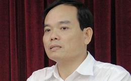 Bí thư Tỉnh uỷ Tây Ninh Trần Lưu Quang về TP HCM thay ông Tất Thành Cang