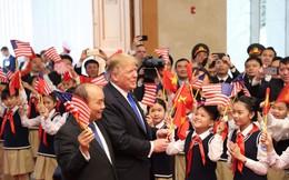 Tổng thống Trump hội đàm cùng Tổng Bí thư, Chủ tịch nước Nguyễn Phú Trọng và hội kiến cùng Thủ tướng Nguyễn Xuân Phúc
