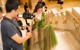 Elly Trần khoe vẻ nóng bỏng khi giảm 3kg, tiết lộ sắp tái xuất showbiz