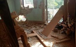 Khởi tố, bắt giam 3 tháng em trai đặt 10 thỏi mìn nổ tung nhà anh ruột