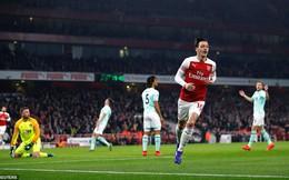 Vòng 28 Premier League 2018/19: Arsenal 5-1 Bournemouth
