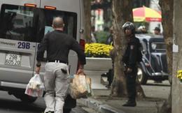 Tranh thủ lãnh đạo Mỹ-Triều họp lâu hơn dự kiến, mật vụ Mỹ đi mua đồ ăn nhanh
