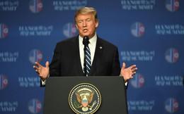 TT Trump: Chúng tôi đã chuẩn bị hết giấy tờ để ký kết, nhưng không phù hợp