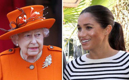 Thay vì trách mắng cháu dâu Meghan sau chuyến nghỉ dưỡng xa xỉ ở Mỹ, Nữ hoàng Anh lại thể hiện thái độ này khiến ai cũng bất ngờ