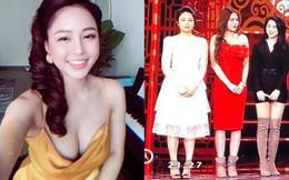 Táo Quân 2019: Hot girl Trâm Anh bất ngờ xuất hiện, đi bão cùng Ngọc Hoàng nhưng bị chê thậm tệ