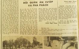 Năm 1979, báo QĐND viết về tội ác của quân xâm lược trong chiến tranh biên giới