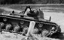 Một xe tăng Liên Xô chặn đứng cả một sư đoàn phát xít Đức