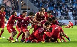 Chính thức: đội tuyển Việt Nam thăng tiến trên BXH FIFA sau thành công ở Asian Cup 2019
