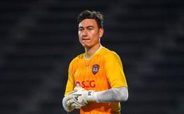 Văn Lâm không ra sân phút nào, Muathong United thua đau đớn trên đất Campuchia