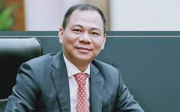 Tỷ phú Phạm Nhật Vượng bất ngờ rời ghế Chủ tịch VinHomes