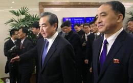 Ngoại trưởng TQ nói gì với thứ trưởng Triều Tiên sang Bắc Kinh ngay sau thượng đỉnh Mỹ-Triều?