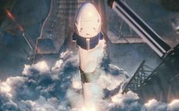 """""""Long Đội"""" - con tàu đầu tiên SpaceX kết hợp cùng NASA sắp được phóng và bạn có thể theo dõi trực tiếp"""