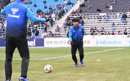 TRỰC TIẾP: Công Phượng lập cú đúp cho Incheon United chỉ sau 12 phút