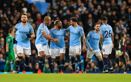 Vòng 30 Premier League 2018/19: Man City 3-1 Watford