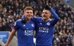 Vòng 30 Premier League 2018/19: Leicester City 3-1 Fulham