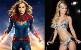 """Diễn viên chính """"Captain Marvel"""": Chỉ có 1 cái quần để mặc và sự nghiệp lao đao vì kém nóng bỏng"""