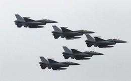 Mỹ tăng sức mạnh cho không quân Đài Loan - Trung Quốc tức giận