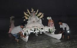Đêm tiệc cưới linh đình của nữ tỷ phú Ấn Độ ở Phú Quốc