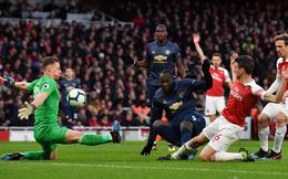 Arsenal 2-0 Man United: Chuỗi trận bất bại của Solskjaer tại Premier League kết thúc
